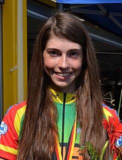 Christa Riffel German cyclist