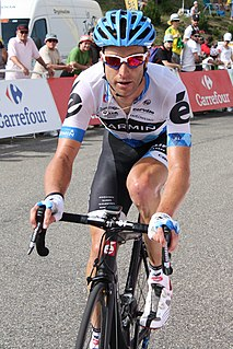 Belgian road bicycle racer