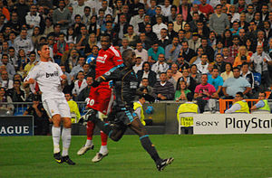 Champions League Real Madrid 3 - O.Marsella 0 ...