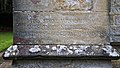 Church of St Andrew, Nuthurst, West Sussex - James Tuder Nelthorpe church restoration stone.jpg
