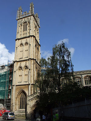 St Stephen's Church, Bristol - St Stephen's Church