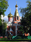 Church of the Resurrection of Christ in Semyonovskoye Cemetery 15+.jpg
