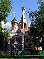 Church of the Resurrection of Christ in Semyonovskoye Cemetery 15+.jpg