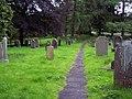 Churchyard Path - geograph.org.uk - 496062.jpg