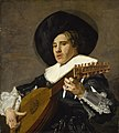 Circle of Frans Hals - The Lute Player.jpg