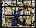 Cirencester, St John the Baptist church, south west window detail (45333061011).jpg