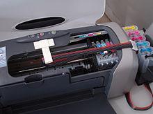 Podłącz drukarki