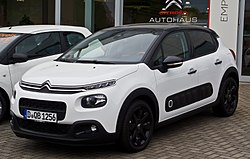 Citroën C3 BlueHDi 100 Shine