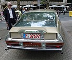 File:Citroën SM back.JPG