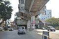City Centre Metro Station Under Construction - 3rd Avenue - Salt Lake City - Kolkata 2017-04-29 1709.JPG