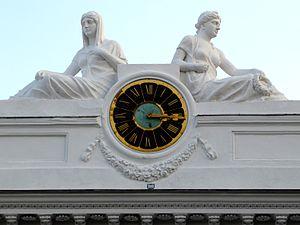 Odessa City Hall - Image: City Hall Odessa 4