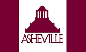 The is the city of Asheville, North Carolina's...