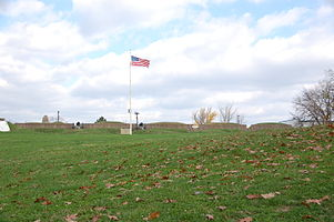 Civil War Defenses of Washington (Fort Stevens) FSTV CWDW-0001.jpg