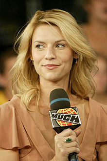 Claire Danes visits MuchOnDemand to promote Stardust