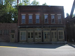National Register of Historic Places listings in Montgomery County, Tennessee - Image: Clarksville Machine Works and Foundry