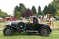 Classic car at Broadwell village fete - geograph.org.uk - 1475000.jpg