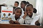 Classroom in Goma, Eastern DRC (25765237378).jpg