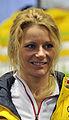 Claudia Nystad bei der Olympia-Einkleidung Erding 2014 (Martin Rulsch) 07.jpg