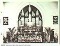 Clayton Congregation Church with choir organ and thanksgiving festival, 1903.jpg