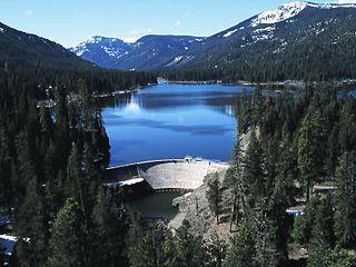 Clear Creek Dam (Washington)