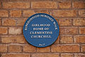 Clementine Churchill blue plaque.jpg
