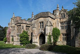 Clevedon Court Grade I listed historic house museum in North Somerset, United Kingdom