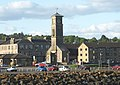 Clock tower and Tourist Information Centre, Helensburgh - geograph.org.uk - 1571898.jpg