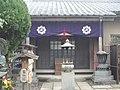 Closeup of a temple in Asakusa near Nakamise.jpg