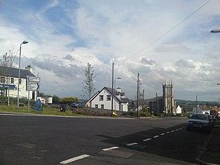 Clogh, County Antrim village in United Kingdom