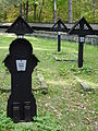 Cmentarz z I wojny światowej na Magurze Małastowskiej 2.JPG