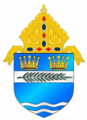 Coat of Arms Diocese of Palm Beach, FL.png