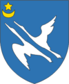 Coat of Arms of Hancavičy, Belarus.png
