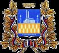 Coat of Arms of Izobilny (Stavropol krai) (1995).png