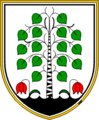 Coat of arms of Brezovica.png