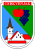 Coat of arms of Cerkvenjak.png