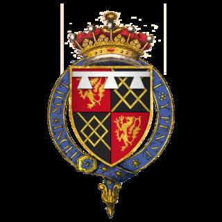 Thomas FitzAlan, 17th Earl of Arundel English noble