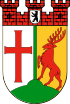 Coat of arms of borough Tempelhof-Schoeneberg.svg