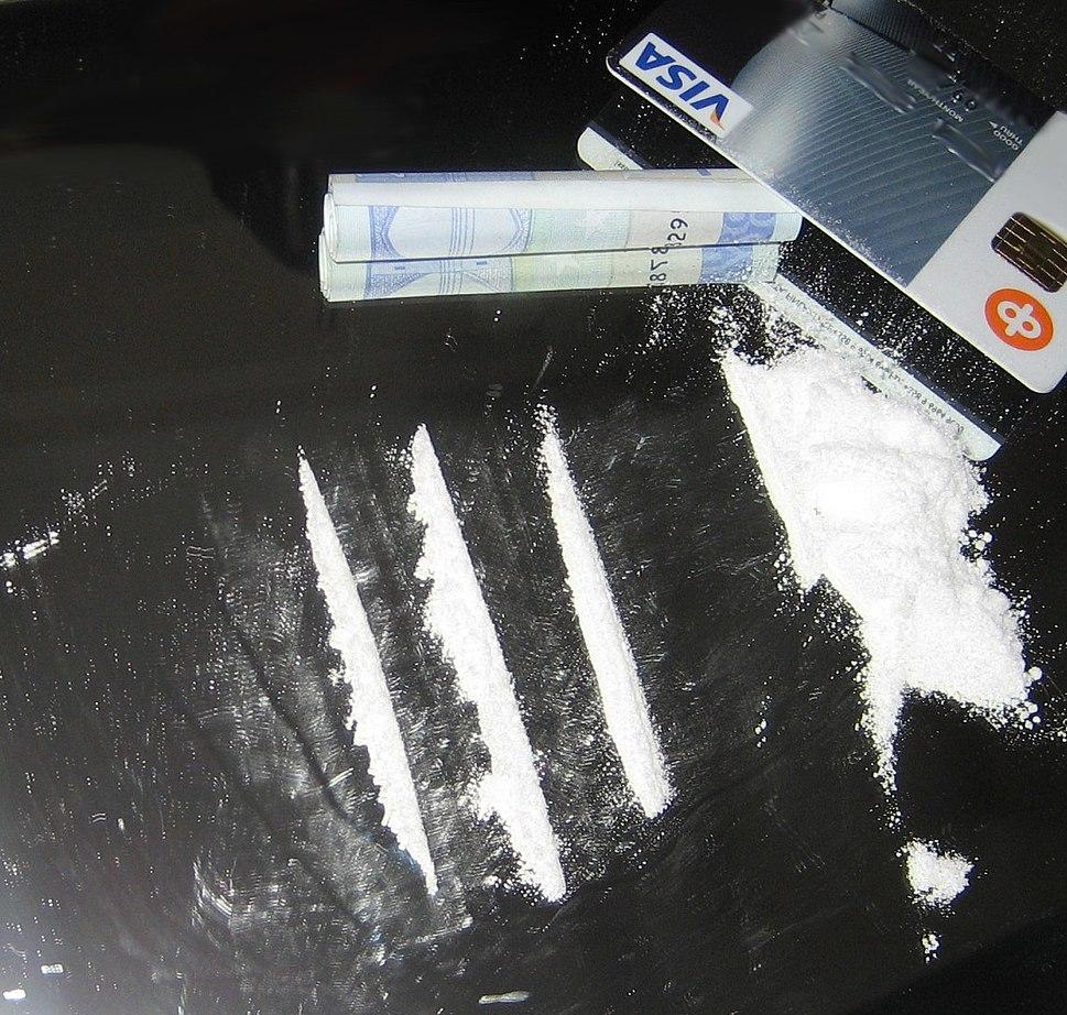 Cocaine lines 2