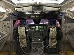 Cockpit of Shuttle Independence at Space Center Houston (24117406584).jpg