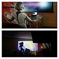 Codame #PerceptualComputing #kinetech #dataviz #animeinspiration #autodesk #pixlrexpress #pov #silhouette (by j bizzie) 2014-09-20.jpg