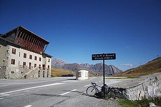 Graian Alps - Little St Bernard Pass
