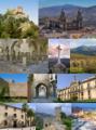 Collage de la ciudad de Jaén, Andalucía, España.png