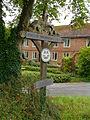 Collingbourne Kingston - Village Cross (geograph 2612717).jpg