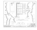 Colonel Charles Williamson House, 839 South Main Street, Geneva, Ontario County, NY HABS NY,35-GEN,2- (sheet 9 of 13).png