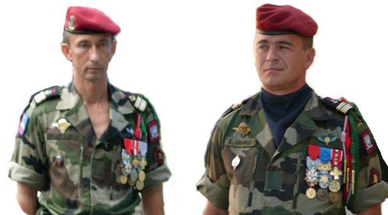 File:Colonel Harivongs , colonel Vidaud ..JPG