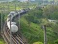 Comboio que passava sentido Guaianã na Variante Boa Vista-Guaianã km 199 em Itu - panoramio (1).jpg