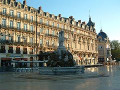 Montpellier wikipedia wolna encyklopedia - Piscine place de l europe montpellier ...