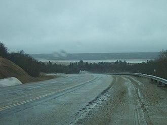Ninette, Manitoba - Entering Ninette