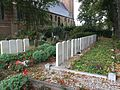 Commonwealth War Graves - The Netherlands - Castricum Protestant Churchyard.jpg