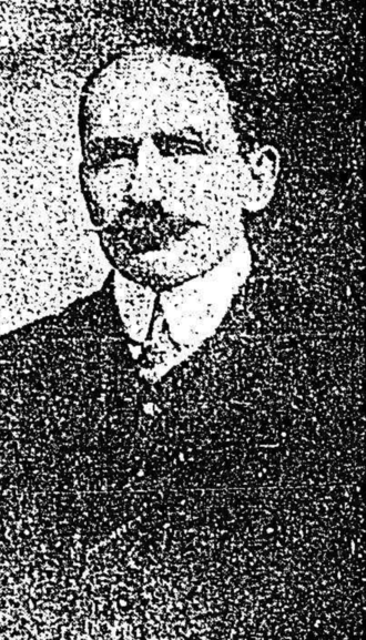 Con Hickey - Hickey in 1908